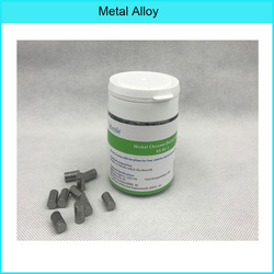 Materiali in lega di nichel cromo senza berillio lega di 1KG per Dental Lab Technician per dentale in ceramica restauri