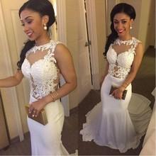 Real Picture Mermaid Wedding Dress 2016 Dubai Kaftan Princess Style Lace Bridal Gowns Courte Party Vestido De Noiva Court Train