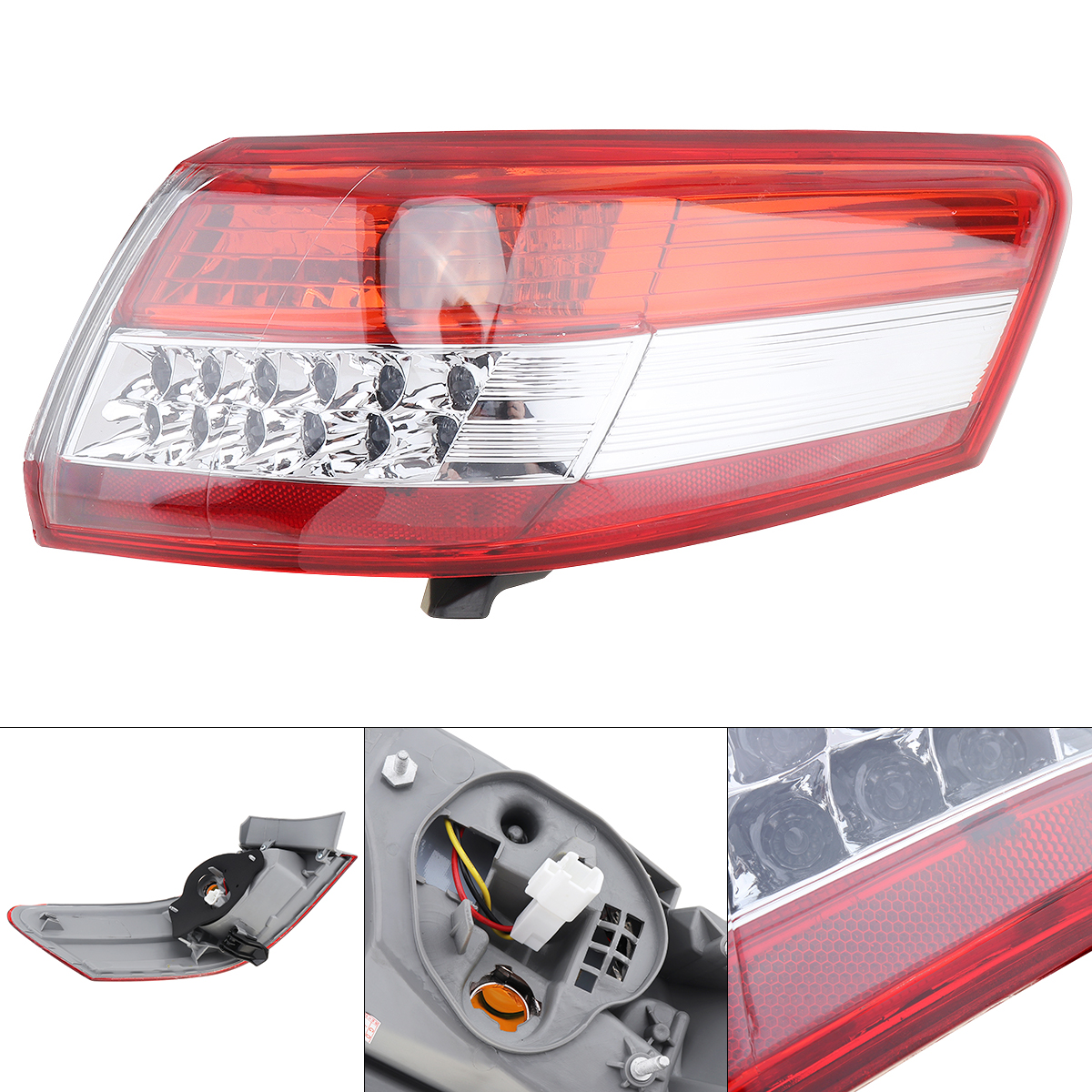 Waterproof Durable Tail Light Right Side RH for Toyota Sport Edition ACV40 Toyota Camry 2010 2011 in Signal Lamp from Automobiles Motorcycles