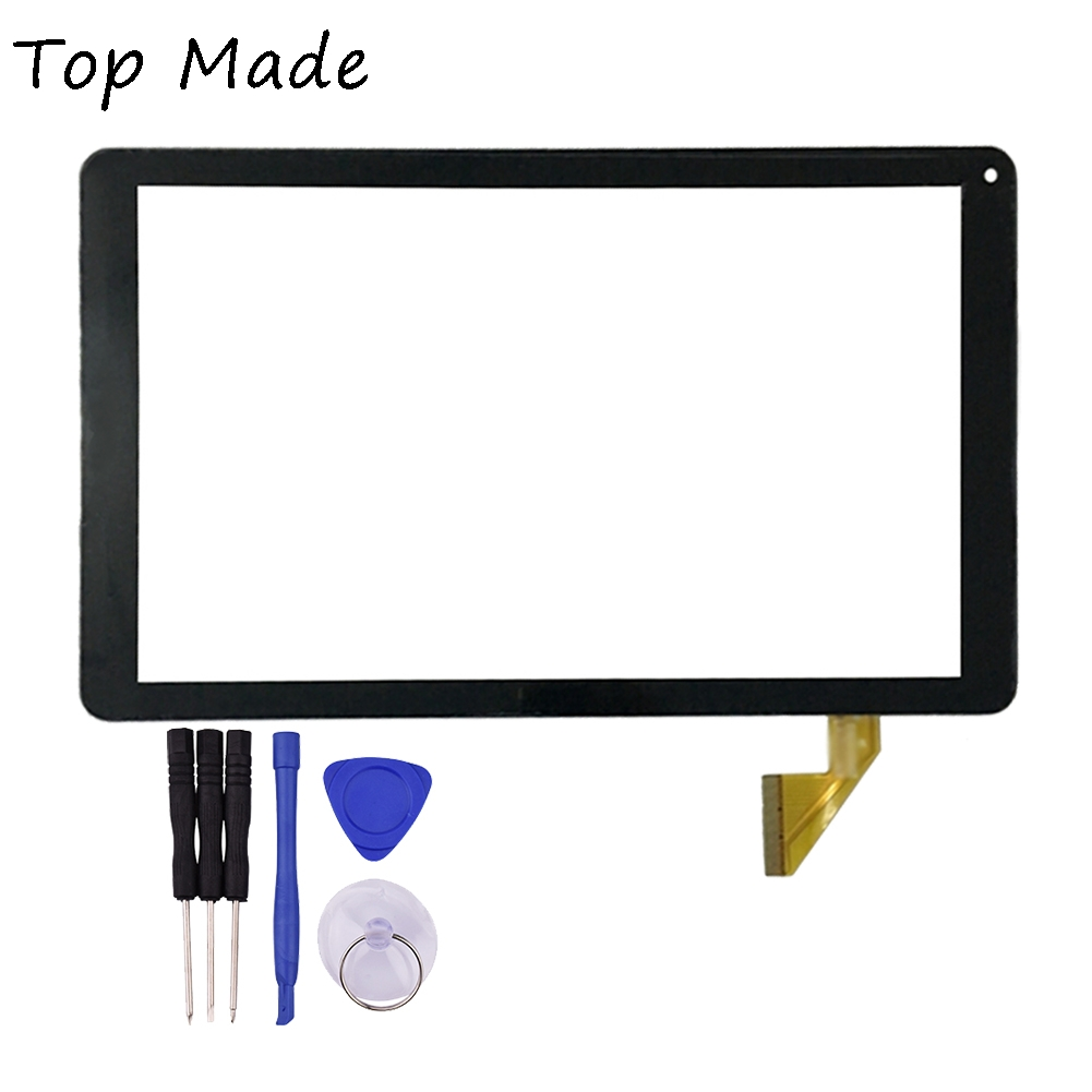 10.1 Inch for XN1332V1 Tablet Touch Screen Touch Panel Digitizer Glass Sensor Replacement Free Shipping 10 1 inch touch screen for dexp ursus ts210 tablet touch panel digitizer glass sensor replacement