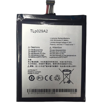 10pcs/lot TLP029A2 2910mAH 3.8V Battery for Alcatel One Touch Alcatel Alcatel Idol 3 5.5 Inches I806 AM-H200 Phone фото