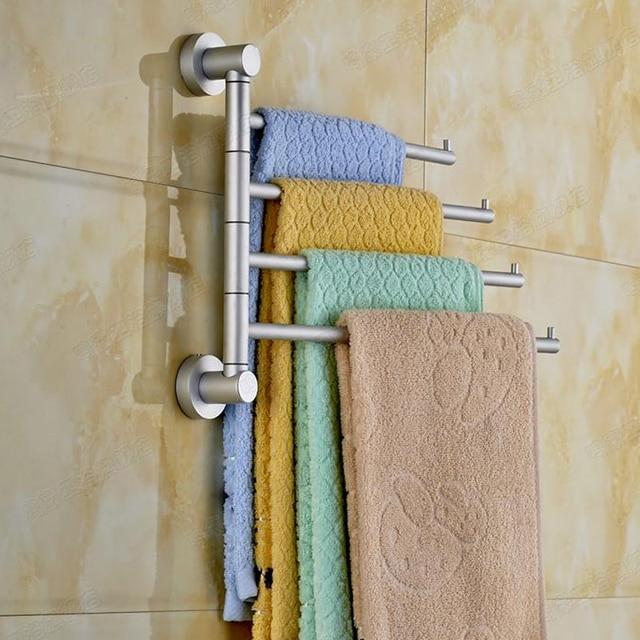 Handtuchhalter Für Bad hohe qualität badezimmer küche aluminium handtuchhalter 4