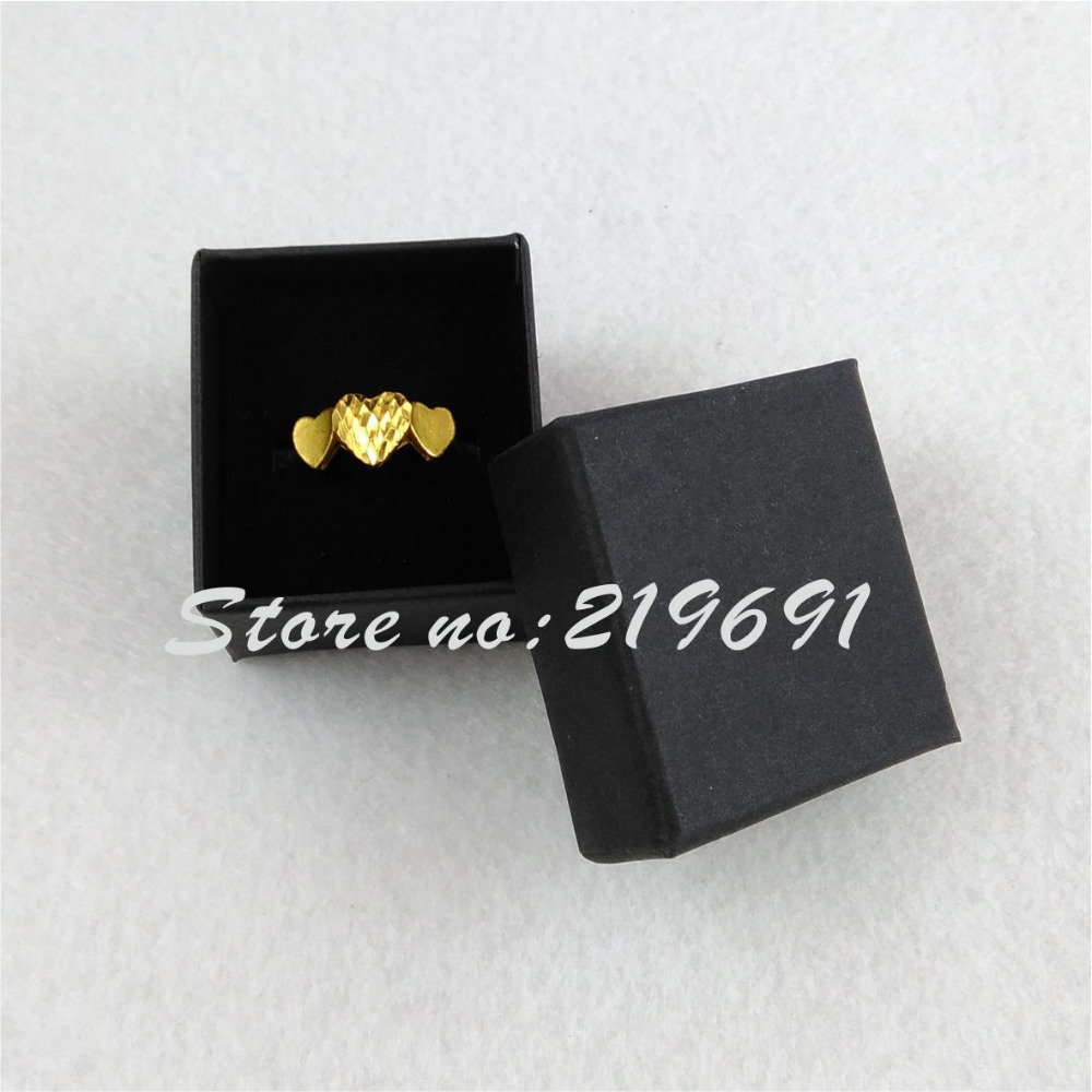 Aliexpresscom Buy Wholesale 24pcsLot Kraft Ring Box Jewelry
