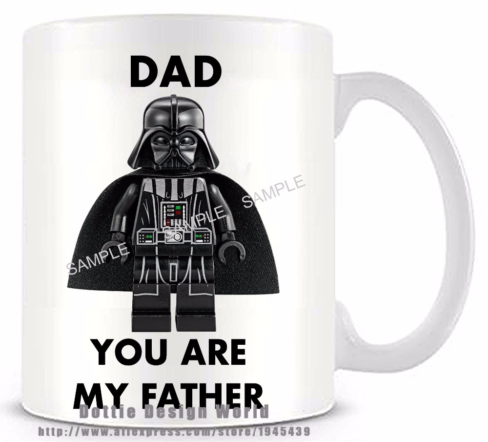 Dad You Are My Father Darth Vader Coffee Milk Tea Mug Cup