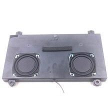 2 шт аудио динамик 8 Ом 12 Вт полный диапазон динамик s бас Мультимедиа сабвуфер Громкий динамик для аудио DIY ТВ домашний кинотеатр
