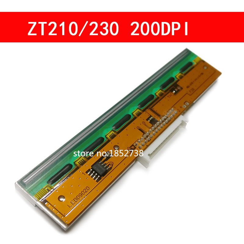new original For Thermal Printhead P1028903 Print Head For ZT210 / ZT230 Printer original 203DPI printer head genuine original printhead print head for wp4515 wp4520 px b750f wp4533 wp4590 wp4530 inkjet printer print head