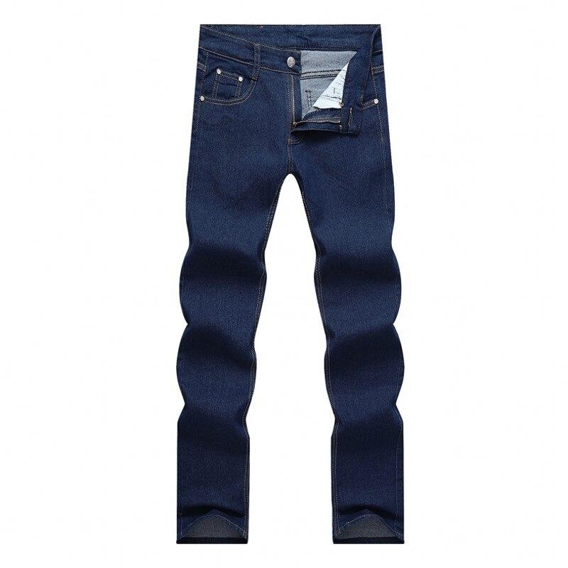 2017 Brand Jeans Straight New Fashion Top quality High Grade Slim jeans Straight Retro men Denim jeans CHOLYL environmental impact of resettlement