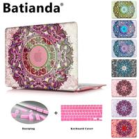 Fashion Ornamental Crystal Case For Apple Macbook Air 13 11 Pro 13 12 15 Retina Laptop