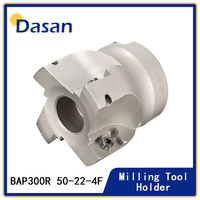 BAP400R BAP300R 50 22 4T Face End Mill Indexable CNC Lathe Milling Tool Holder