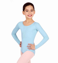 цены на Speerise Black Toddler Long Sleeve Gymnastics Leotard for Girls Lycra Spandex Leotard Bodysuit Ballet Dance Costumes for Kids  в интернет-магазинах