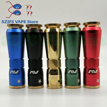 electronic cigarette Mech mod 18650 battery brass 24mm steam vaporizer vape Avid Lyfe Mechanical Mod for.jpg 220x220 - Vapes, mods and electronic cigaretes