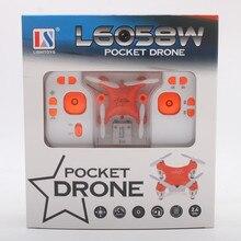 Mini Drone con la cámara Wifi FPV Drone cámara RC Drone LISHITOYS L6058W quadrocopter 2.4 G RC quadcopter Dron manía del RC helicóptero