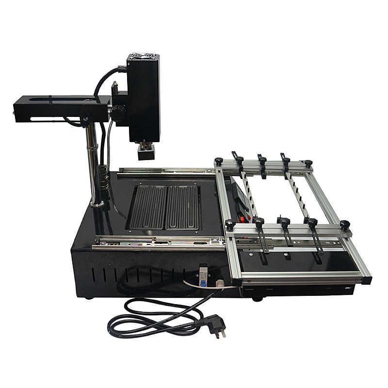 2019 MỚI NHẤT LY M780 2 khu vực không khí nóng bga trạm làm lại máy tính bo mạch chủ & điện thoại di động & xbox & ps4 sửa chữa máy IC chip làm lại