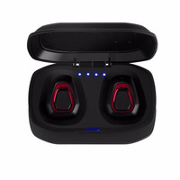 NiUB5 A7 TWS Wireless Mini Bluetooth Headset Stereo Handfree Bluetooth 4.2 Sports Earphone With Charging Box or iphone Android