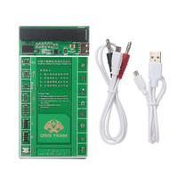 New electrician tool Battery Fast Charging Activation Board with micro usb cable mobile phone repair tool for iphone 7 7plus 6 5