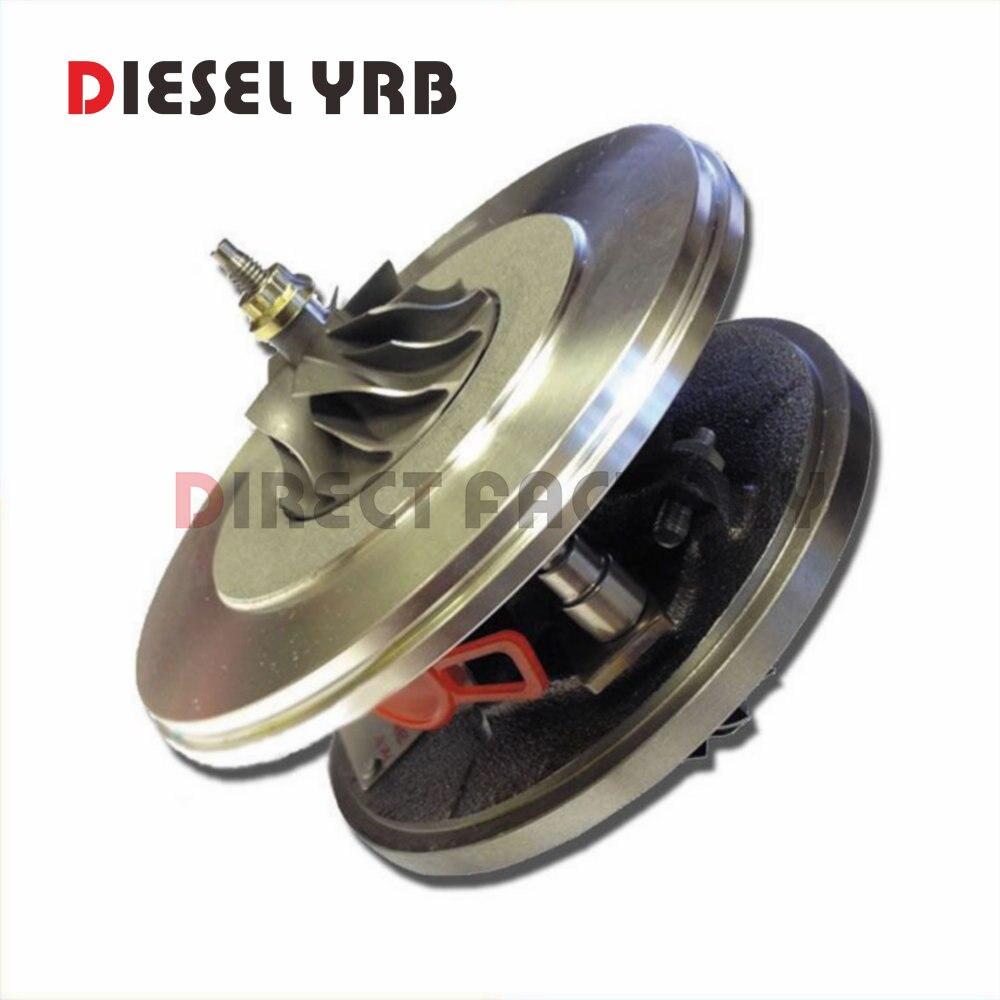 Car turbos kit GT1544V 753420 / 740821-0002 turbocharger/turbine cartridge core /740821-0001 for Citroen C4 1.6 HDI 80KW DV6TED4 turbo charger core gt1546s chra cartridge turbine for citroen c8 evasion jumpy 2 0 hdi 80kw 69kw 1999 706978 0375f9