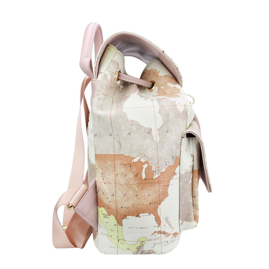 Designer backpack women high quality world map backpack men leather designer backpack women high quality world map backpack men leather backpack fashion travel backpacks vintage white school bags in backpacks from luggage gumiabroncs Image collections