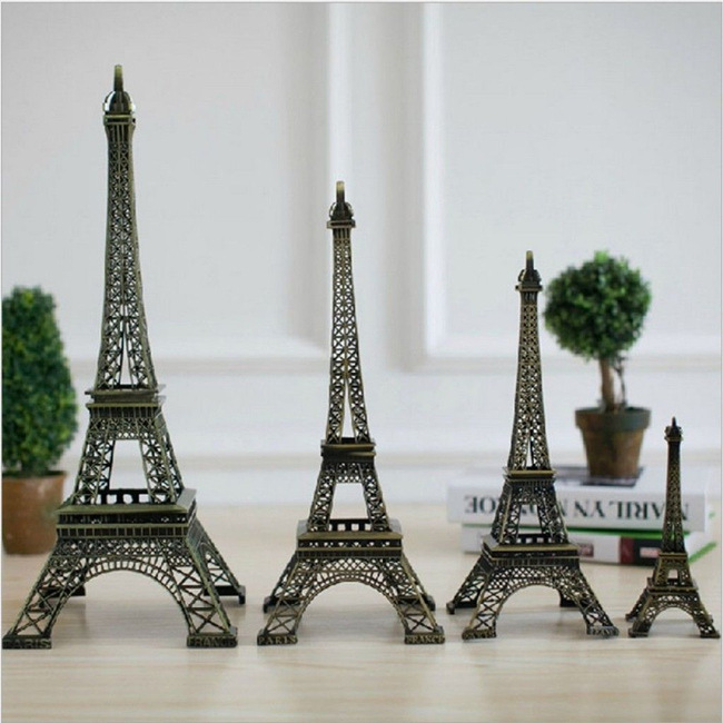 HTB1YSTcQFXXXXX1XXXXq6xXFXXXa 1pcs Miniature Eiffel Tower Paris Tower Home Furnishing Decorative Gift Model Of Metal Ornaments Home Decoration Accessories