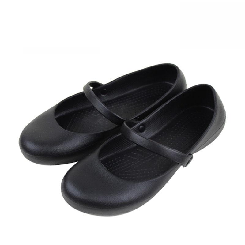 Compra zapatos de trabajo de la cocina online al por mayor - Zapatos de cocina antideslizantes ...