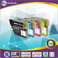 10x Compatible Ink Cartridge for Brother LC 985 LC975 LC67 LC1100 LC980 XL Ink Cartridge for Brother DCP 185C 195C 9805C Printer