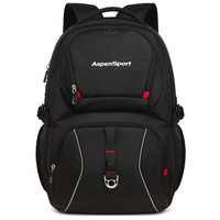 2017 Aspensport High Quality Business Laptop Backpack Men S 15 6 Inch Bags Large Capacity Fashion