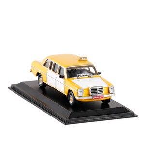 Image 4 - Высококачественная модель из ливанского сплава такси 1:43 1970, модель из металлического литья под давлением, коллекционное и Подарочное украшение, бесплатная доставка