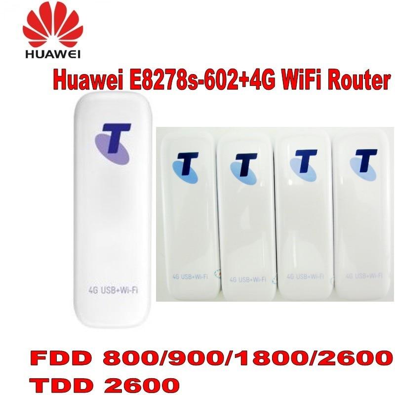 Lot of 5pcs unlocked HUAWEI E8278 E8278S-602 150Mbps LTE Cat4 WiFi USB modem 5pcs lot ics954218bglf 954218bglf 100