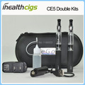 Эго CE5 Doubble комплекты электронная сигарета эго се5 сигареты CE5 атомайзер эго-т аккумулятор 650 мАч 900 мАч 1100 мАч молния бесплатная доставка