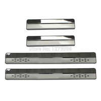 For 2008-2014 2015 2016 2017 Nissan X-Trail X Trail XTrail T32 T31 Stainless Scuff Plate Door Sill Welcome Pedal Car Accessories