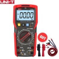 Digital UT89XD Цифровой мультиметр True RMS устройство переменного и постоянного тока для проведения испытаний вольтметр Амперметр 1000 В 20А емкость ч...