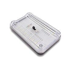 цена на 36 LED DC 12V Car Auto Vehicle Dome Roof Ceiling Interior Light Lamp White Light New