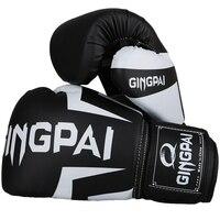 ציוד ספורט כושר למבוגרים הילוך מענקי Pretorian MMA בעיטת אגרוף כפפות אגרוף התאילנדי קראטה Guantes כפפות אימון סוי