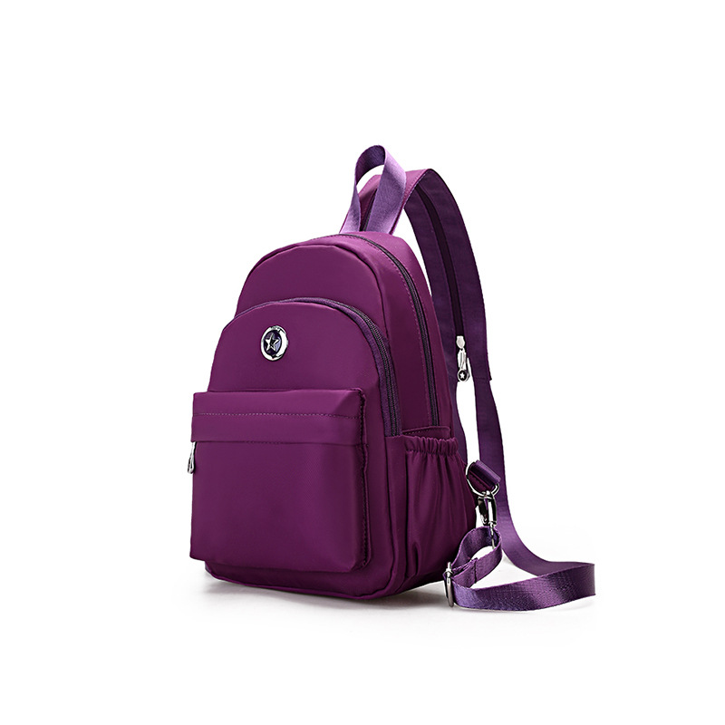 ded8db7e202c9 Nolon casuais Mini mochilas Mulheres Mochila Pequena Mochila Multifuncional  Meninas Crossbody Bag Moda Sacos de Escola Bolsas Mochila