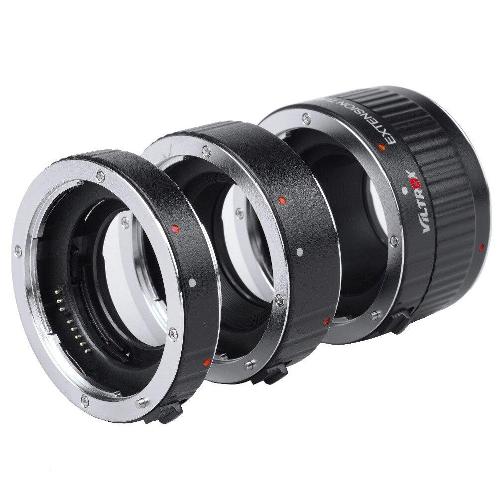 VILTROX Metal Mount Auto Focus AF մակրո ադապտեր Canon EOS - Տեսախցիկ և լուսանկար - Լուսանկար 2