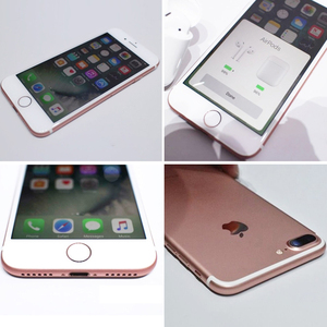 Image 5 - Apple iPhone 7 4G LTE Mobile phone IOS Quad Core 2GB RAM 32/128GB/256GB ROM 12.0MP Fingerprint Original unlocked iphone7