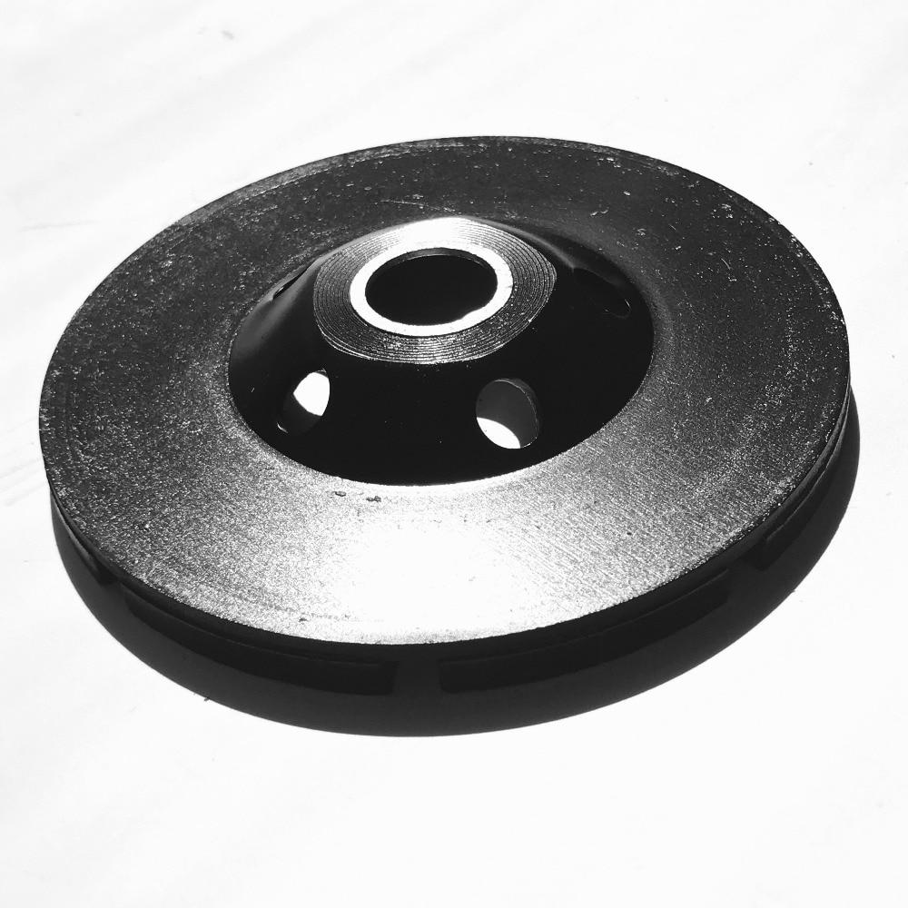ENVÍO GRATIS 1pc muela abrasiva prensada en frío 100 * 20 * 5mm - Hojas de sierra - foto 5