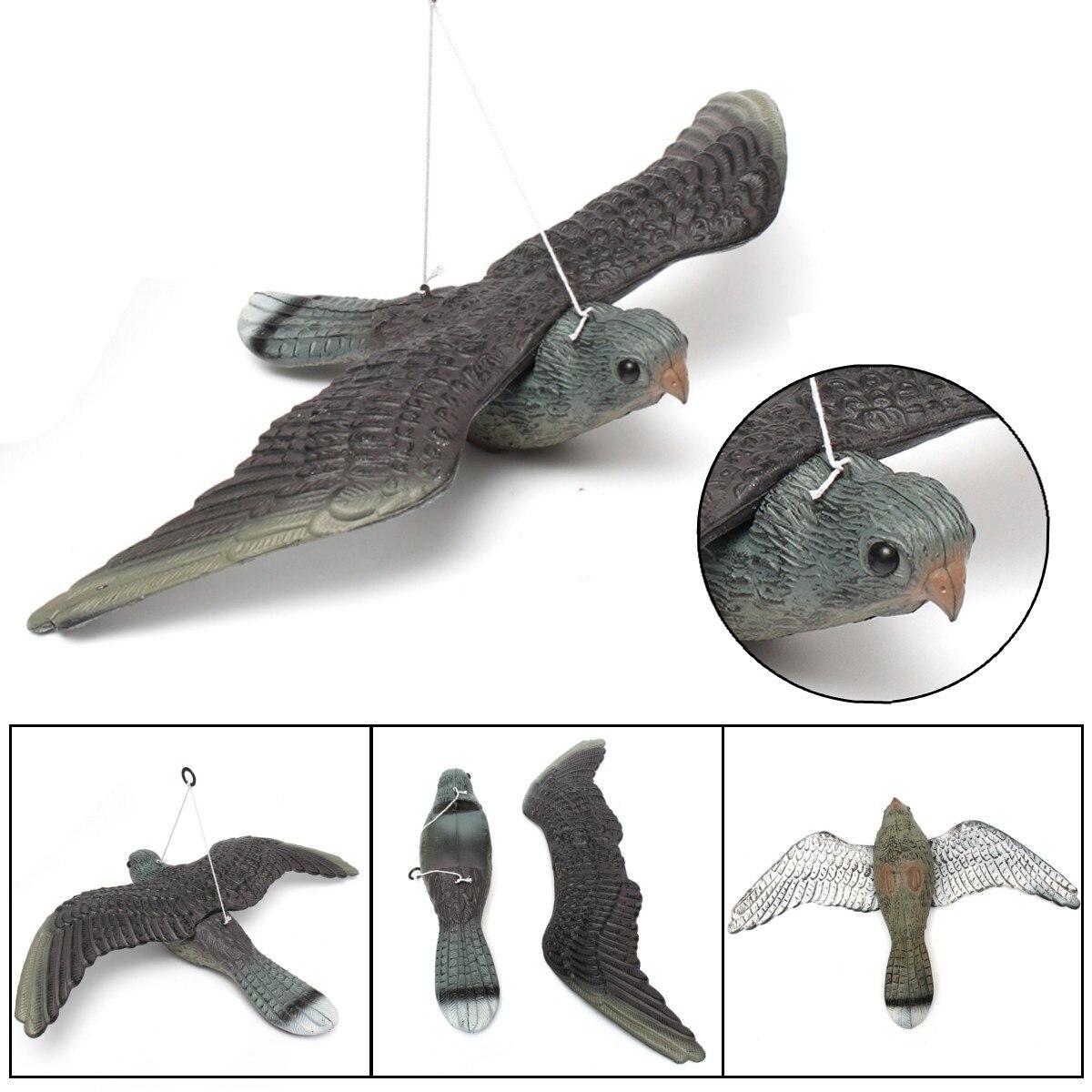Fliegende Vogel Hawk Für Pigeon Lockvogel Gartenpflanze Scarer Schädlingsbekämpfung Jagd Schießen