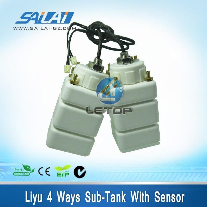New Sales!!!Liyu Sub Tank With Level Sensor For Liyu Printer
