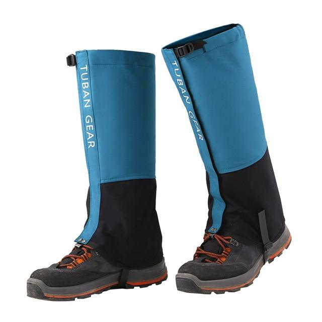 Herzhaft Neue Outdoor Schuhe Abdeckung Klettern Wüstensand Skifahren Wasserdichte Schuhabdeckung Für Schnee Schienbeinschutz Halten Schuhe Sauber Bunte 1000d
