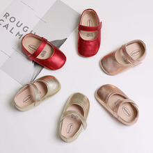 Spring Autumn New Baby Girls Shoes Genuine Leather Soft