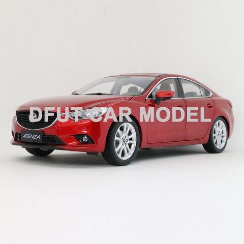 escala 1 18 liga 2014 atenza modelo de carro de carros de brinquedo das criancas