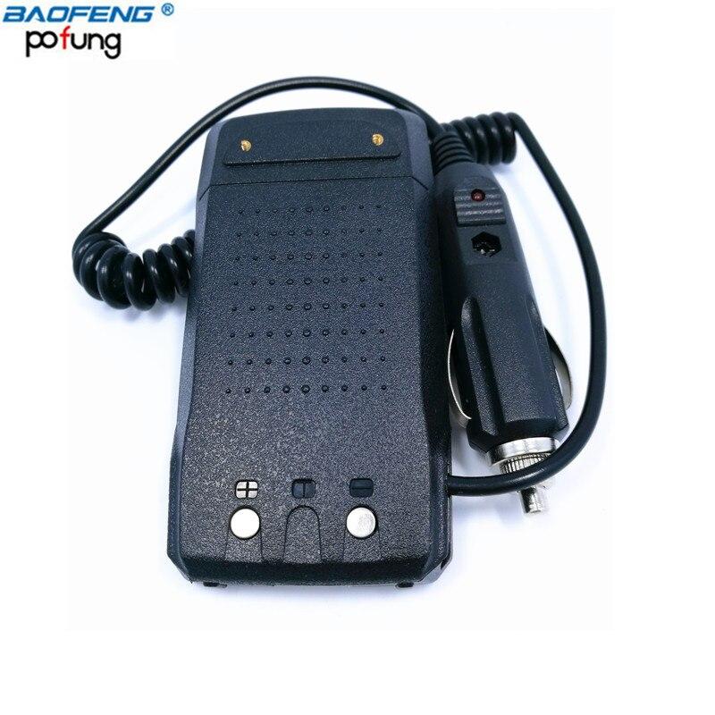 bilder für Baofeng uv-6r battery eliminator kfz-ladegerät für baofeng walkie talkie uv-6r