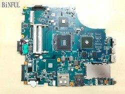Nouvel article BiNFUL, carte mère pour ordinateur portable M931 (COMPATINLE M930) pour carte mère pour ordinateur portable SONY VPCF11 MBX-215. Qualifié ok)
