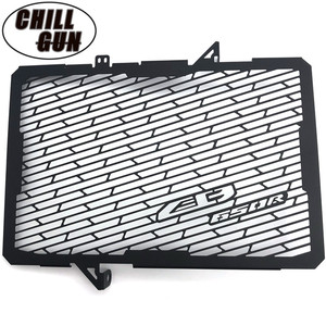 Image 2 - Motorcycle Accessories Radiator Cover Radiator Guard Protection Fit For HONDA CB650R 2019 2020 CB 650R CB 650R CB 650 R 1920