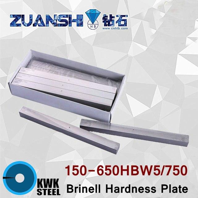 Brinell 150 650 HBW5/750 HBW Metallic Brinell Hardness Reference