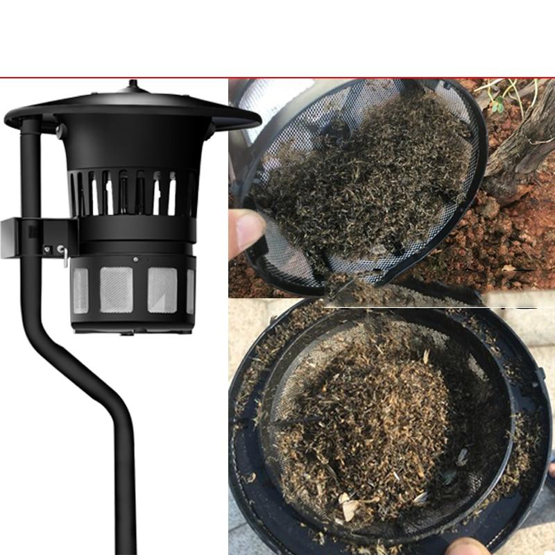 1.2 m Zanzara Killer Luce UV Ha Condotto La Lampada Esterna Impermeabile Xp4 Zanzara Lampada di Casa HA CONDOTTO il Bug Zapper Della Zanzara Assassino di Insetto trappola Lampada