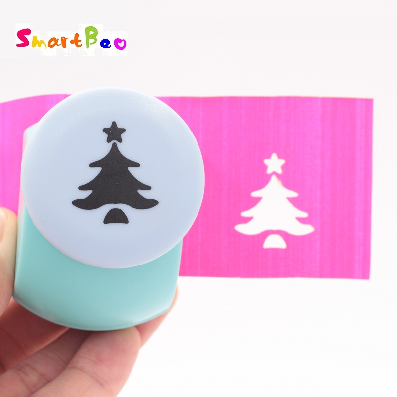 Christmas Tree Scrapbooking Punch Craft Punch Children Christmas Gift JF-823C