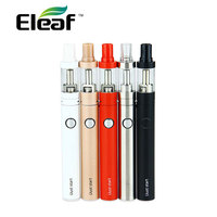 Eleaf iJust Start Kit with Atomizer 2.3ml 1300mAh vs iJust Plus Kit with Atomizer 2.5ml 1600mAh iJust Start Battery GS Air 2
