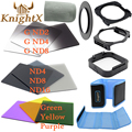 KnightX cokin p series color Filter Set for Sony Nikon Canon EOS D7000 7D 60D 600D 49mm 52mm 58mm 67mm 62mm 67mm 72mm 77mm 82mm