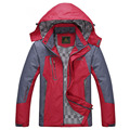 2016 New Men's Waterproof  Windpoof Jackets Men Spring Autumn Jacket Coats Male Brand Clothing Plus Size L-5XL SA008